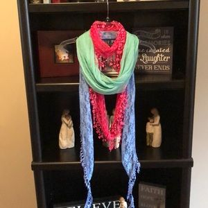 Set of 3 Scarves